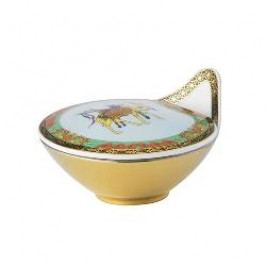 Rosenthal Versace Marco Polo Sugar Bowl 6 Persons 0,15 L