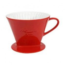 Friesland Kaffee - Kannen und Filter Coffee pot color: red 102