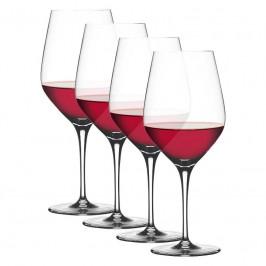 Spiegelau Gläser Authentis Bordeaux / Rotwein-Magnum Glas 650 ml Set 4-tlg.