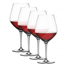 Spiegelau Gläser Authentis Burgunder / Rotwein-Ballon Glas 750 ml Set 4-tlg.