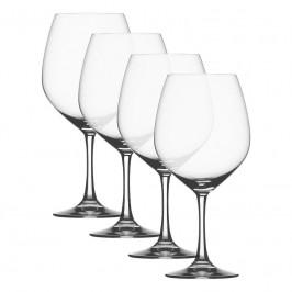 Spiegelau Gläser Vino Grande Burgunder / Rotwein-Ballon Glas 710 ml Set 4-tlg.