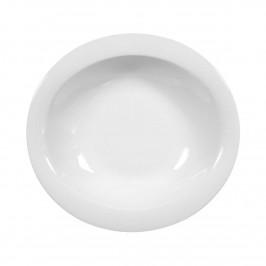 Seltmann Weiden Top Life weiss  Schale oval niedrig / Suppenteller 21 cm