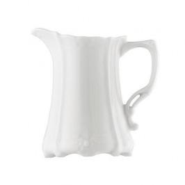 Hutschenreuther Baronesse weiss Milchkännchen 0,18 L
