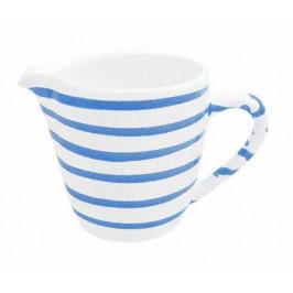Gmundner Keramik Blaugeflammt Milchgießer Gourmet 0,2 L / h: 8,1 cm