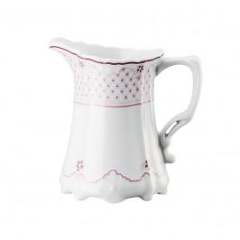 Hutschenreuther Baronesse Estelle Pink - Grid Milchkännchen 6 Personen 0,18 L