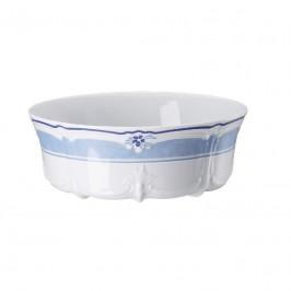 Hutschenreuther Baronesse Estelle Blue Dessertschale / Suppenschale 13 cm