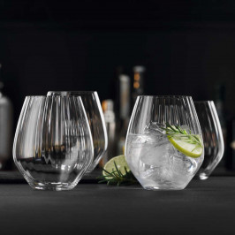 Spiegelau Spezialgläser Gin Tonic Glas Set 4-tlg. h: 119 mm / 625 ml