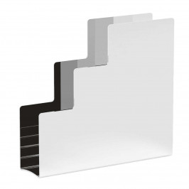 Sambonet Sky - Edelstahl 18/10 Serviettenhalter 10,4x2,6 cm