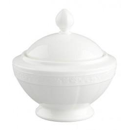 Villeroy & Boch White Pearl Zucker-/Marmeladendose 6 Pers. 0,35 l