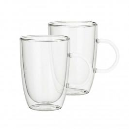 Villeroy & Boch Artesano Hot & Cold Beverages Tasse Universal - Set 2-tlg h: 12,2 cm / 0,39 L