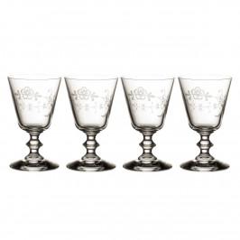 Villeroy & Boch Alt Luxemburg Weißweinglas Set 4-tlg. h: 135 mm / 0,19 L