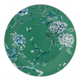 Wedgwood 'Jasper Conran Chinoiserie Green' Teller flach 27 cm