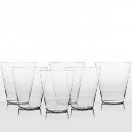 Zalto Gläser  'Zalto Denk'Art' Becher W1 Kristall klar Glas 6er Set h: 9,8 cm / 380 ml