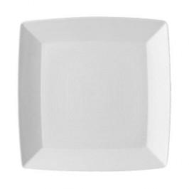 Thomas Loft weiß / Trend Asia weiß Platte / Teller eckig 22x22 cm