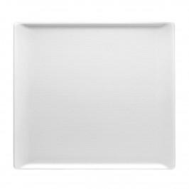 Thomas Loft weiss Platte flach 26x24 cm