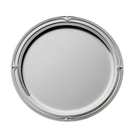 Robbe & Berking Besteck Alt Faden 925 Sterling Silber Gläserteller 10,5 cm