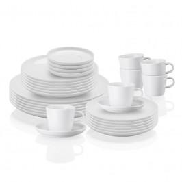 Arzberg Cucina Basic weiß Kombi-Set 30 tlg.