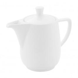 Friesland Kaffee - Kannen und Filter Kaffeekanne weiß 1,0 L