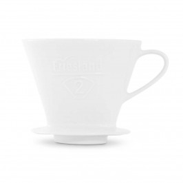 Friesland Kaffee - Kannen und Filter Kaffeefilter weiß 102