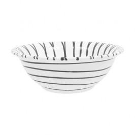 Gmundner Keramik Graugeflammt Salatschüssel d: 26 cm / 2,0 L