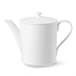 KPM Urania weiß Kaffeekanne 1,10 l
