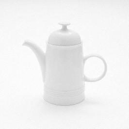Friesland Jeverland weiß Kaffeekanne 1 0,35 L