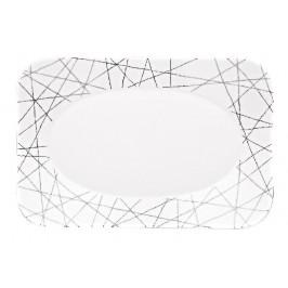Rosenthal studio-line Free Spirit Stars Platte rechteckig groß 32 cm