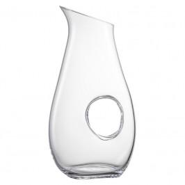 Eisch Gläser Wasserkaraffen Krug mit Durchgriff