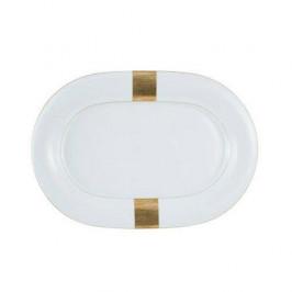 Tettau Jade Macao Platte oval 36 cm