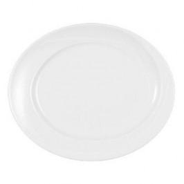 Seltmann Weiden Paso Weiß Platte oval 31 cm 31 cm