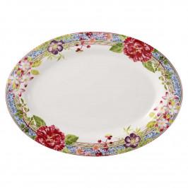 Gien 'Millefleurs' Platte oval 37 x 26 cm