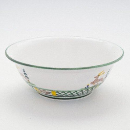 Gmundner Keramik Jagd Salatschüssel 20 cm