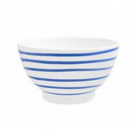 Gmundner Keramik Blaugeflammt Müslischale groß d: 14 cm / h: 7,8 cm / 0,4 L