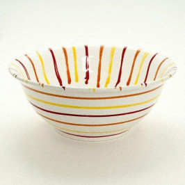 Gmundner Keramik Landlust Salatschüssel 26 cm