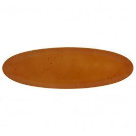 Seltmann Weiden Coup Fine Dining - Country Life terracotta Platte Coup 35x11 cm
