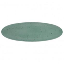 Seltmann Weiden Coup Fine Dining - Country Life petrol Platte Coup 35x11 cm