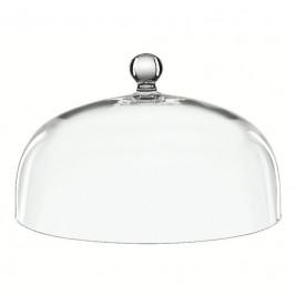 Nachtmann Bossa Nova Haube Glas für Platte auf Fuß 32 cm
