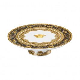 Rosenthal Versace I love Baroque Platte auf Fuß klein d: 21 cm