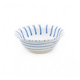 Gmundner Keramik Blaugeflammt Salatschüssel d: 20 cm / 0,5 L