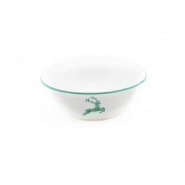 Gmundner Keramik Grüner Hirsch Salatschüssel d: 20 cm / 0,5 L