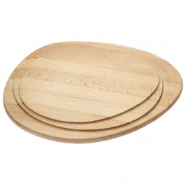 Sambonet Kitchen Cutting Boards Schneidebrett oval 44x41 cm