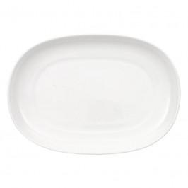 Villeroy & Boch For Me weiss Platte oval 41 cm