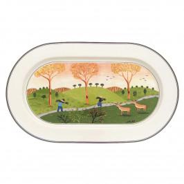 Villeroy & Boch Design Naif Platte oval 34 cm