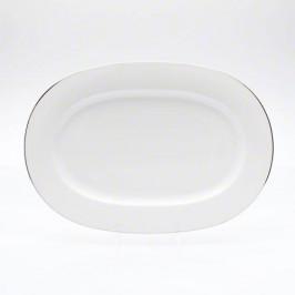 Villeroy & Boch Anmut Platinum Platte oval No. 1 41 cm