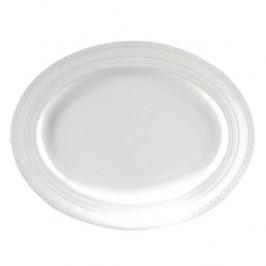 Wedgwood  'Intaglio' Platte oval 35 cm