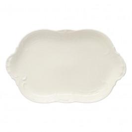 Rosenthal Sanssouci Elfenbein Milch-/Zucker-Tablett / Platte 29 x 18 cm
