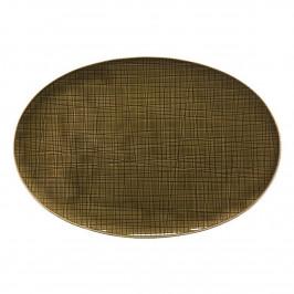 Rosenthal Mesh Walnut Platte 30 cm