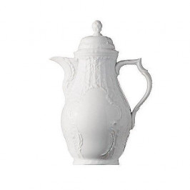 Rosenthal Sanssouci weiss Kaffeekanne 1,11 l