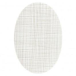 Rosenthal Mesh Line Walnut Platte 34 cm