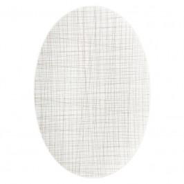 Rosenthal Mesh Line Walnut Platte 42 cm